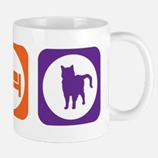 Eat Sleep Chartreux Small Small Mug