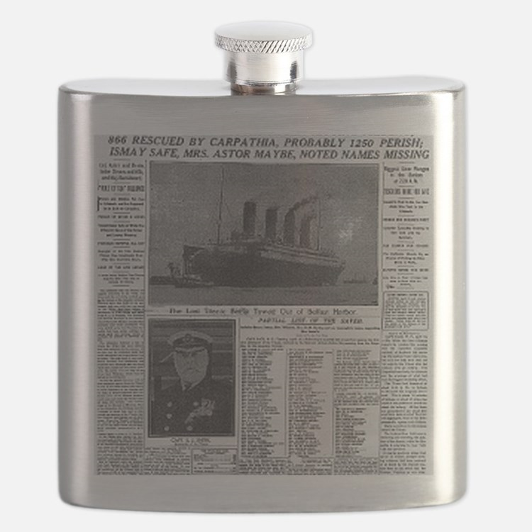 NYT MAYBE BIG Flask