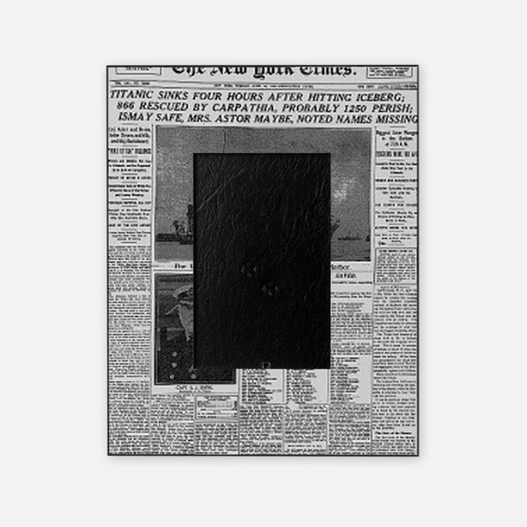 NYT MAYBE BIG Picture Frame