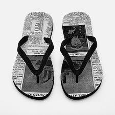 NYT MAYBE BIG Flip Flops