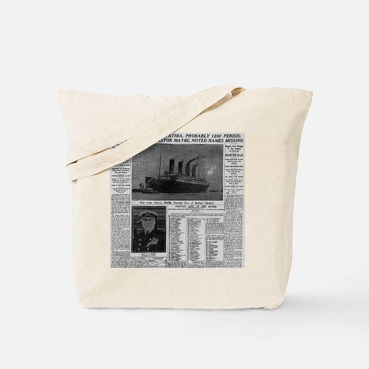 NYT MAYBE BIG Tote Bag