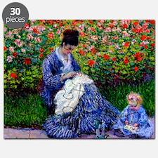 NC Monet Camille Puzzle