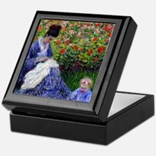 iPadS Monet Camille Keepsake Box