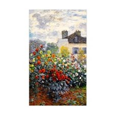 GC Monet Red Decal