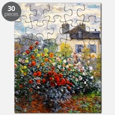 GC Monet Red Puzzle