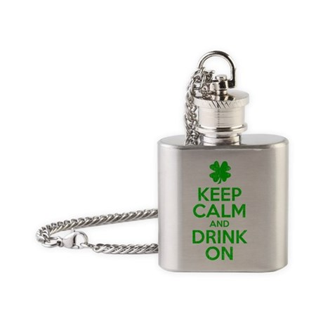 drinkon Flask Necklace