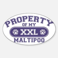 maltipooproperty Decal