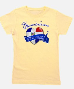 dominican republic Girl's Tee