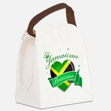 jamaica Canvas Lunch Bag