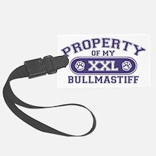 bullmastiffproperty Luggage Tag