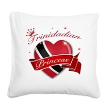 trinidad Square Canvas Pillow