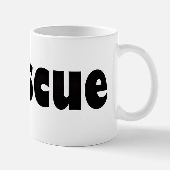 i Rescue b Mug