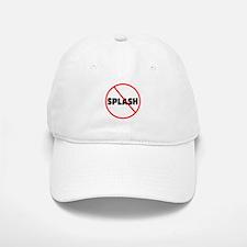 DiveChick No Splash Baseball Baseball Cap