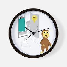 bcg Wall Clock