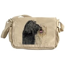 DOODLOVEclock Messenger Bag