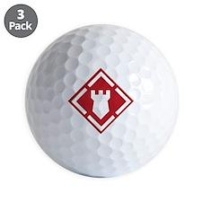 SSI - 20th-Engineer Brigade Golf Ball