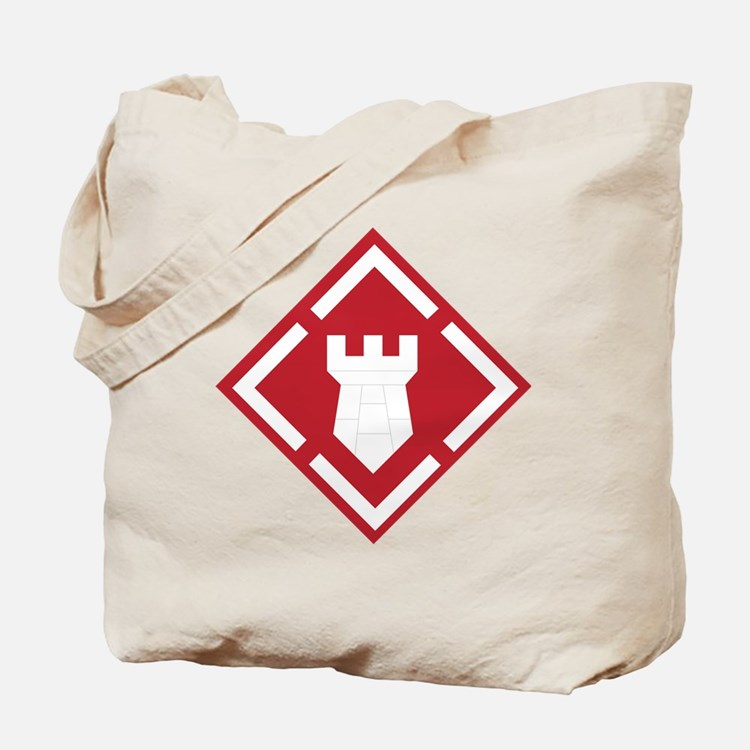 SSI - 20th-Engineer Brigade Tote Bag