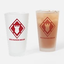 SSI - 20th Engineer Brigade with Te Drinking Glass