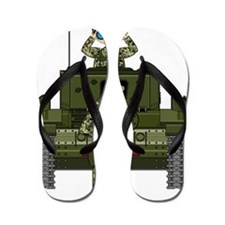Army Pad22 Flip Flops