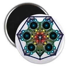 Tessalarian Snowflake Magnet