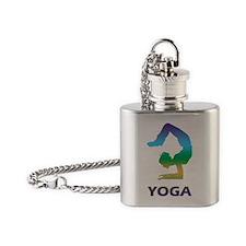 Yoga13 Flask Necklace