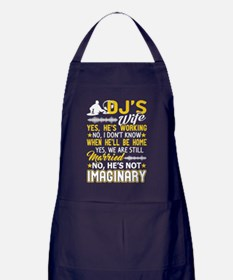 Cute Djs Apron (dark)