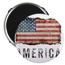 vintageAmerica5 Magnet