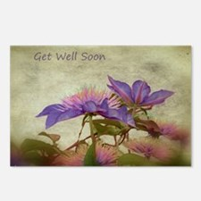 getwellmary Postcards (Package of 8)