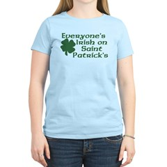 Everyone's Irish on St. Patrick's T-Shirt