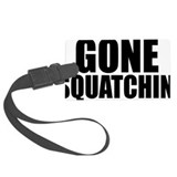 Gone hunting Luggage Tags