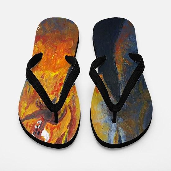 MaqzVersusSatanPRINT Flip Flops