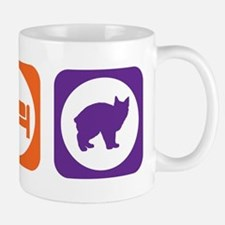 Eat Sleep Manx Mug