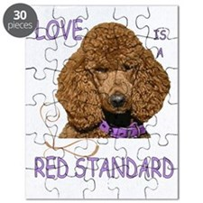Love is a Red Standard Puzzle
