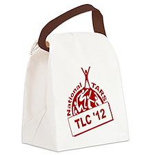 TLC12 logob Canvas Lunch Bag