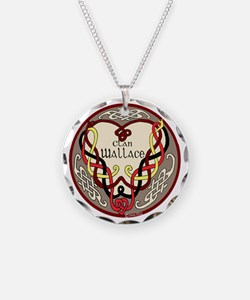 Wallace Heart Necklace