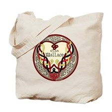 Wallace Heart Tote Bag