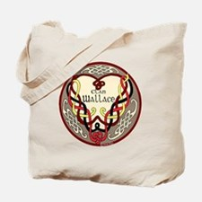 Wallace Heart Tote Bag