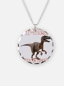 trex-dontcare4k Necklace