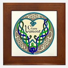 Lamont Heart Framed Tile