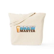 BREW Master beer pint brewing Tote Bag