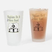 aboveboard Drinking Glass