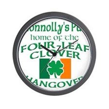connollypub Wall Clock