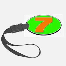 DP7circle Luggage Tag
