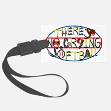 TheresNoCrying2012 Luggage Tag