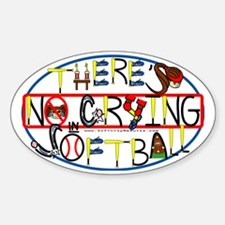 TheresNoCrying2012 Decal