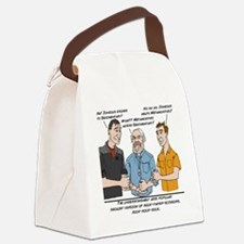 RockRockRock Canvas Lunch Bag