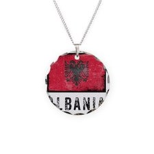 GrungeAlbania2 Necklace