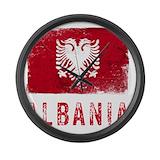 Albanian Giant Clocks