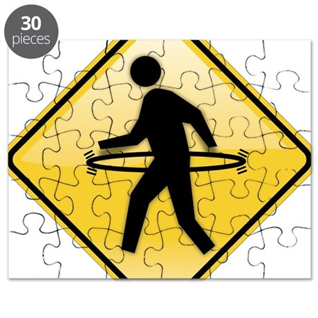 Hula-Walker Puzzle