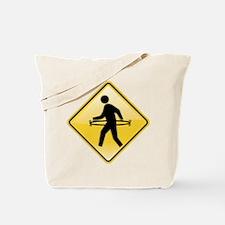 Hula-Walker Tote Bag